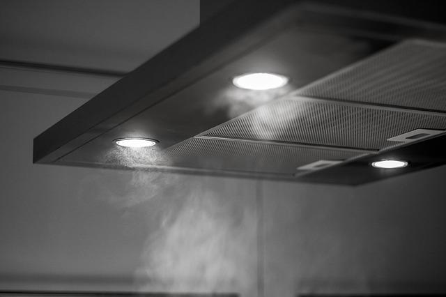 Led beleuchtung für abzugshauben